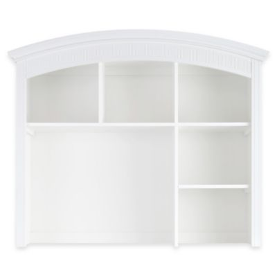 Baby Appleseed® Chelmsford Hutch in Pure White