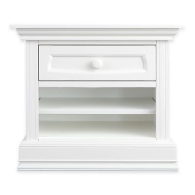 Baby Appleseed® Nightstand in Pure White