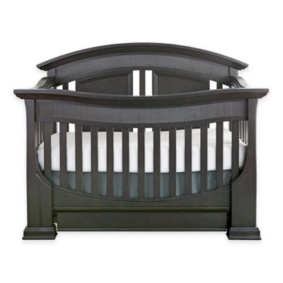 Baby Appleseed® Chelmsford 4-in-1 Convertible Crib in Slate