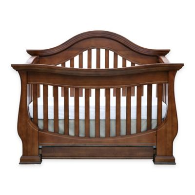 Baby Appleseed® Davenport 4-in-1 Convertible Crib in Coco