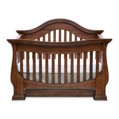 Coco Brown Convertible Crib