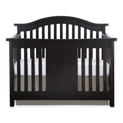 Baby Appleseed® Stratford 4-in-1 Convertible Crib in Espresso