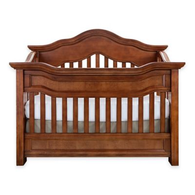 Baby Appleseed® Millbury 4-in-1 Convertible Crib in Coco