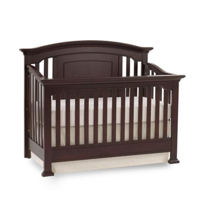 Munire Brunswick 4-in-1 Convertible Crib in Espresso