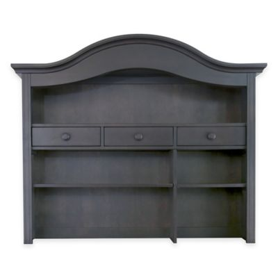 Baby Appleseed® Davenport Hutch and Bookcase in Slate