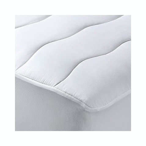 Therapedic Waterproof Twin Extra Long Mattress Pad Bed Bath Beyond