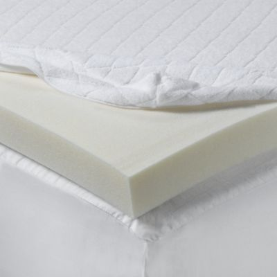 Isotonic® 2-Inch Visco Elastic Memory Foam Twin/Extra Long Twin Mattress Topper
