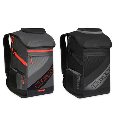 OGIO X-Train 2-Pack Gym Backpack in Black/Silver