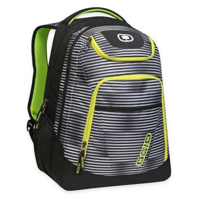 OGIO Tribune School Backpack in Blinders/Green