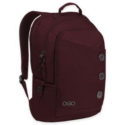 OGIO Soho School Backpack in Wine