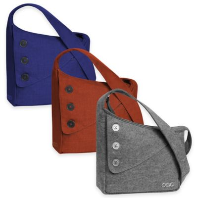 OGIO Brooklyn Purse in Wine