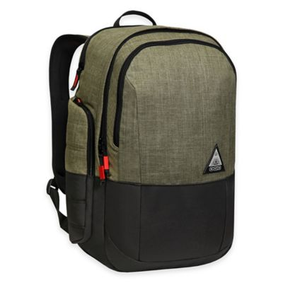 OGIO Clark School Backpack in Olive