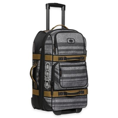 Charcoal Carry On Luggage