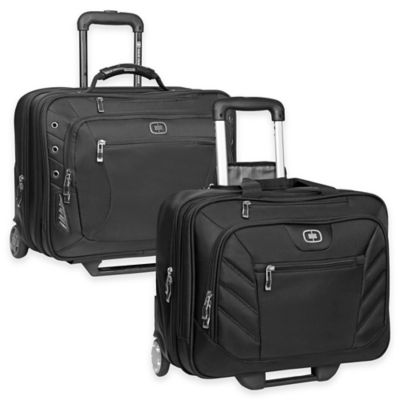 OGIO Roller RBC 17-Inch Rolling Duffle Bag in Black