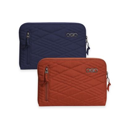 OGIO Columbia Tablet Sleeve in Navy Blue