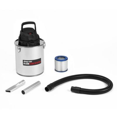 Shop-Vac® 4041200 5-Gallon Ash Vacuum in Stainless Steel