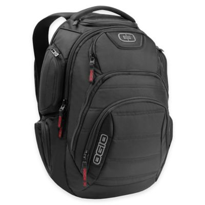 OGIO Renegade Laptop Backpack in Black