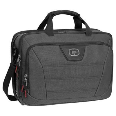 OGIO Renegade Top-Zip Laptop Case in Black