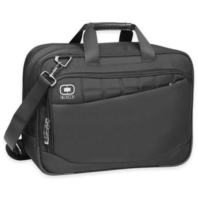 OGIO Instinct Top-Zip Laptop Case in Black