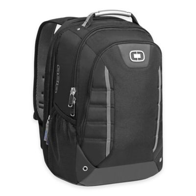 OGIO Circuit Top-Zip Laptop Bag in Black