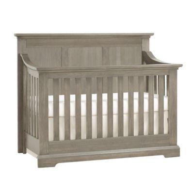 Munire Jackson 4-in-1 Convertible Crib in Ash Grey