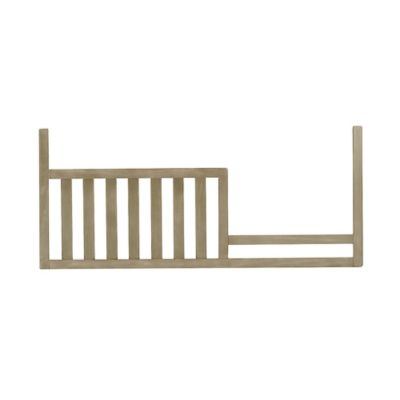 Munire Jackson Toddler Guard Rail in Ash Grey