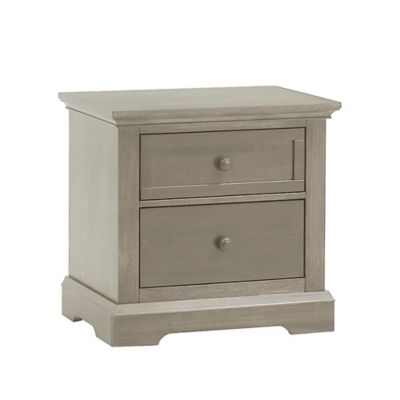 Munire Jackson Nightstand in Ash Grey