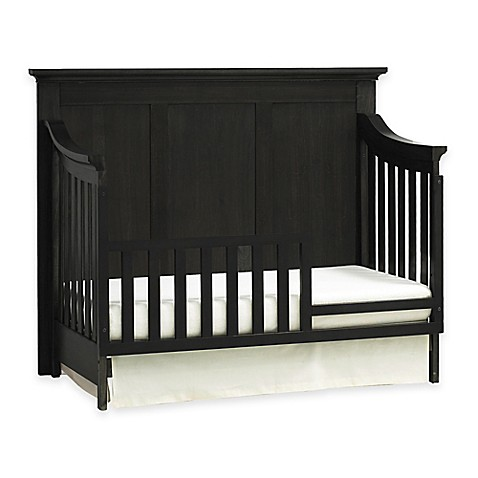 Kingsley Jackson Toddler Guard Rail In Slate From Munire