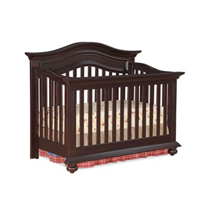 Munire Keyport 4-in-1 Convertible Crib in Espresso