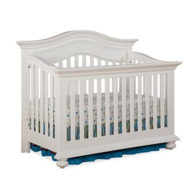 Munire Keyport 4-in-1 Convertible Crib in White