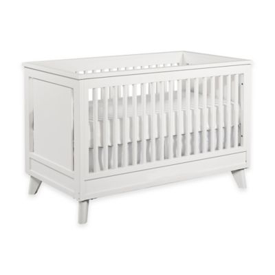 Munire Wyndham 3-in-1 Convertible Crib in White