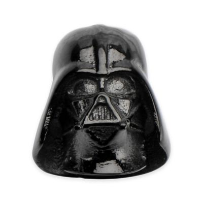 Stainless Steel Darth Vader Bead Charm