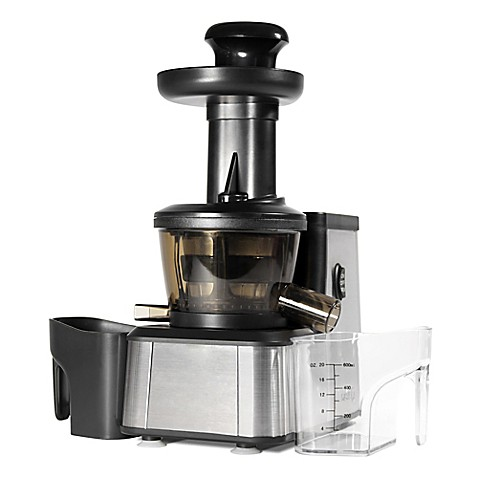 bed bath and beyond juicer machine