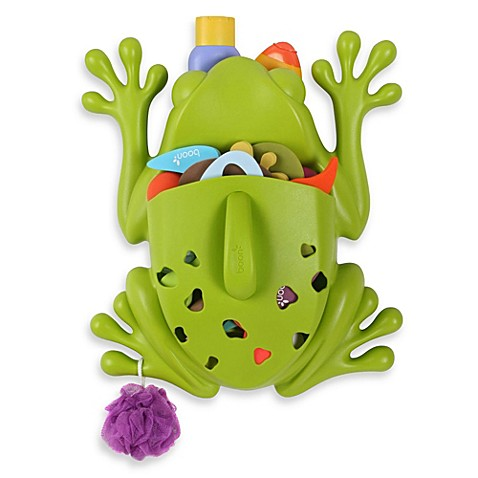 Boon Frog Pod Bath Storage Basket