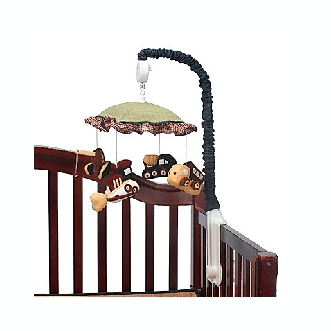 Baby Plays In Crib Before Bed