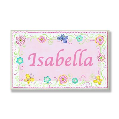 Stupell Butterflies Rectangular Wall Art