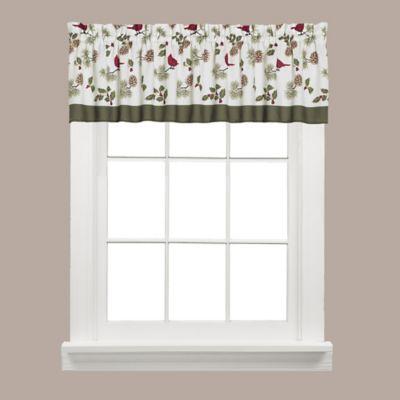 Cheerful Trimmings Window Valance