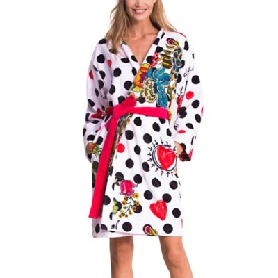 Desigual® Polka Dot Small Bath Robe