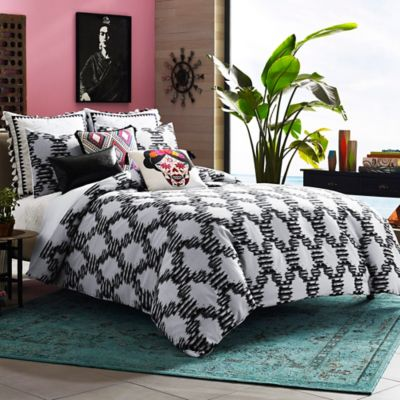 Blissliving® Home Zocalo Queen Duvet Cover Set