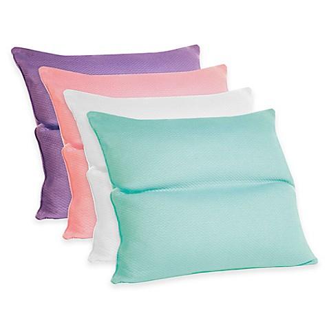 Joy Mangano Memorycloud Reader Pillow Bed Bath Amp Beyond