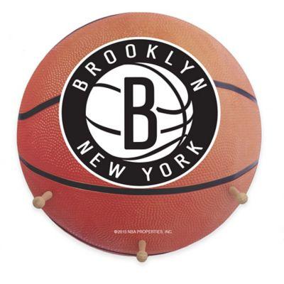 NBA New Jersey Nets Team Logo Basketball Coat Rack