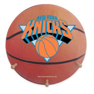 NBA New York Knicks Team Logo Basketball Coat Rack