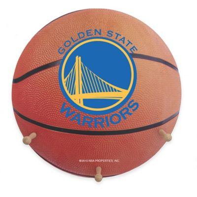 NBA Golden State Warriors Team Logo Basketball Coat Rack