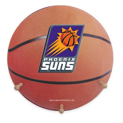 NBA Phoenix Suns Team Logo Basketball Coat Rack