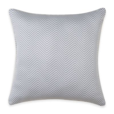 Maverick Square Throw Pillow in Multi