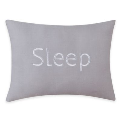 Wendy Bellissimo™ Maverick Sleep Oblong Throw Pillow in Multi