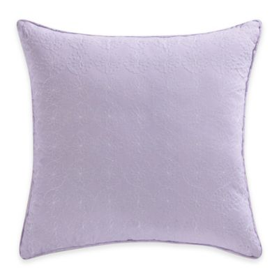 Wendy Bellissimo™ Meadow Cove Eyelet Square Throw Pillow in Multi