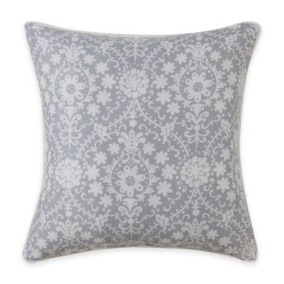 Meadow Cove Square Throw Pillow in Multi