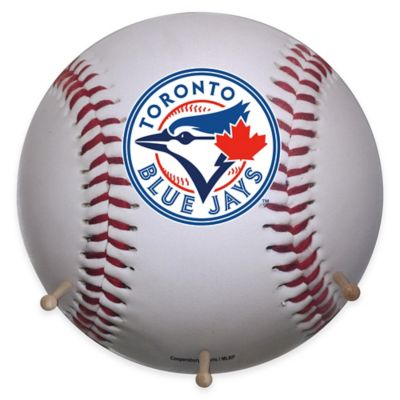 MLB Toronto Blue Jays Team Logo Baseball Coat Rack