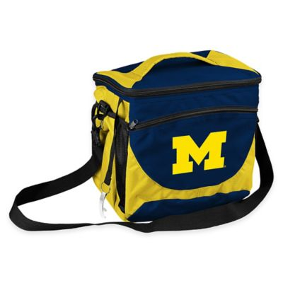 University of Michigan 24-Can Cooler